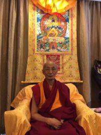 Khenpo Kunga Sherab Saljay