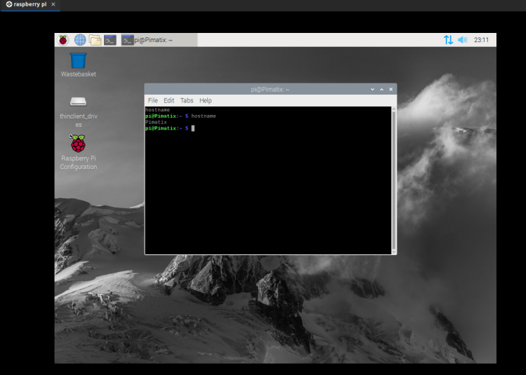How to enable remote Desktop on Raspberry Pi   Gary Woodfine