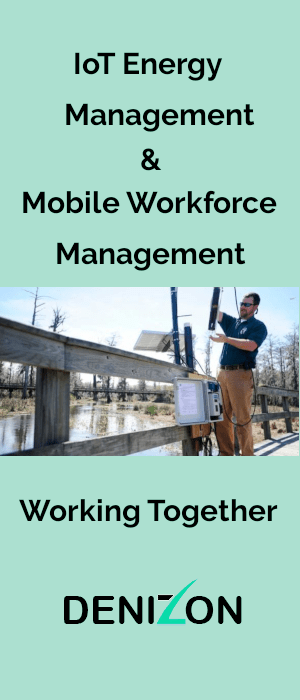 IoT Energy & Mobile Workforce Management Working Together