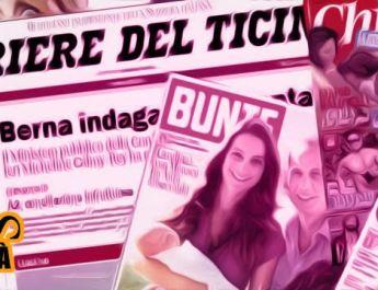 Corriere Ticino Gossip