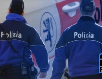 Immagine Poliziotti Locarno