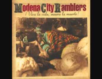 "Gas-Tube: Modena City Ramblers – ""El Presidente"""