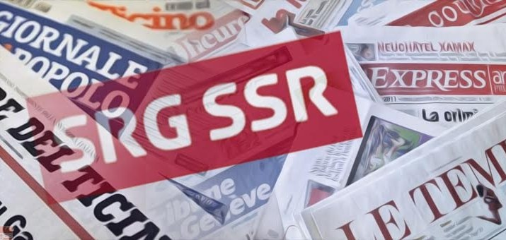 Stampa Svizzera SSR