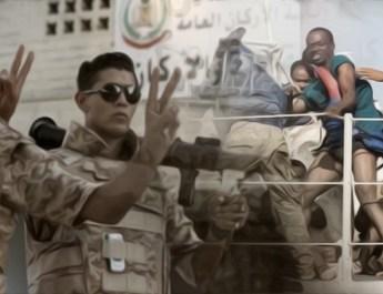 migranti libici