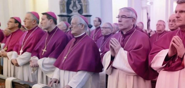 vescovi clero