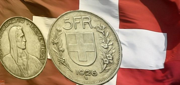 denaro svizzera