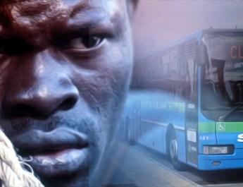 africano bus