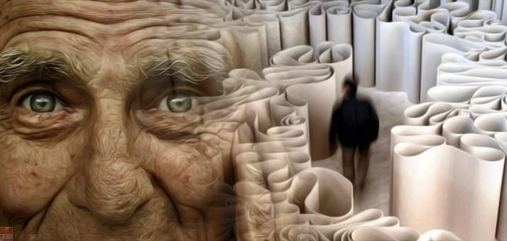 anziano burocrazia