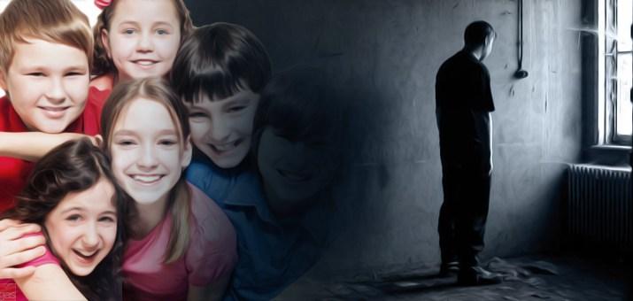 bambini solitudine