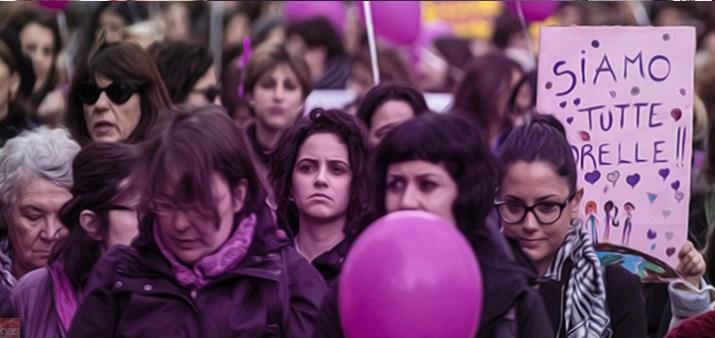 sciopero donne