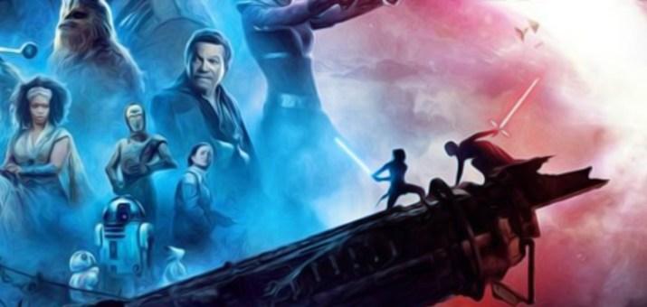 star wars -ascesa di Skywalker