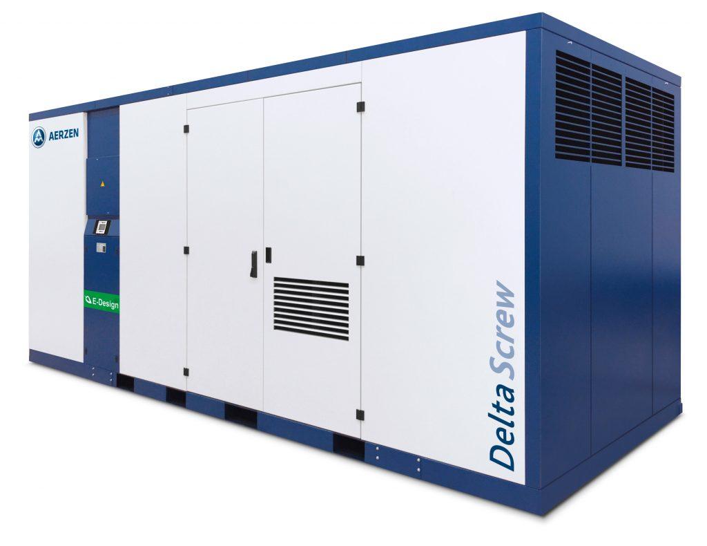 New Size For Aerzen E-Compressors