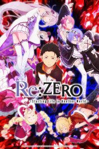 Imagem do Anime Isekai Re:Zero