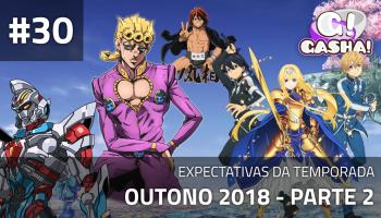 Banner do Episódio 30 - Temporada Outono 2018