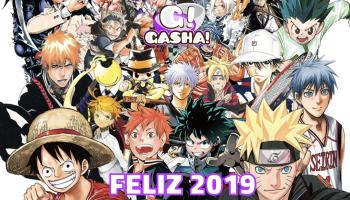 Banner de Ano Novo 2019