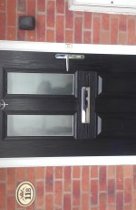 G.A.S offers uPVC doors