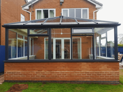 G.A.S conservatories, orangeries and roof lanterns