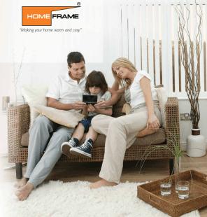 homeframe design brochures