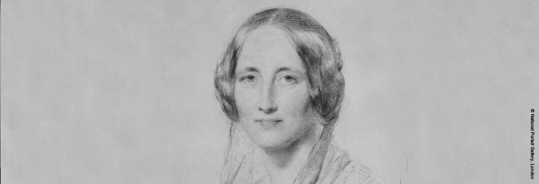 Elizabeth Gaskell by George Richmond
