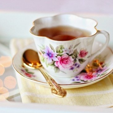 Tea at Cranford I – Charlotte Brontë and the Great Victorian Tea Fraud