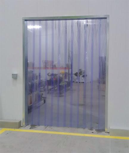 plastic strip curtain door kit vinyl pvc strip door complete kit