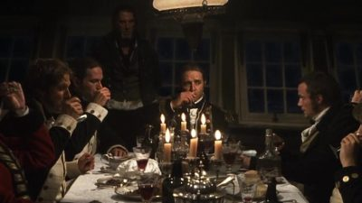 master-and-commander-the-far-side-of-the-world_Dinner Scene