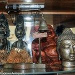 African and Asian collectibles
