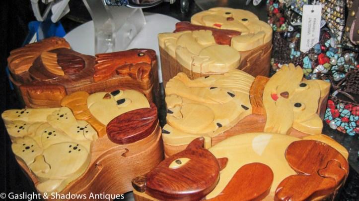wood puzzel boxes