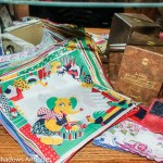 antique hankies