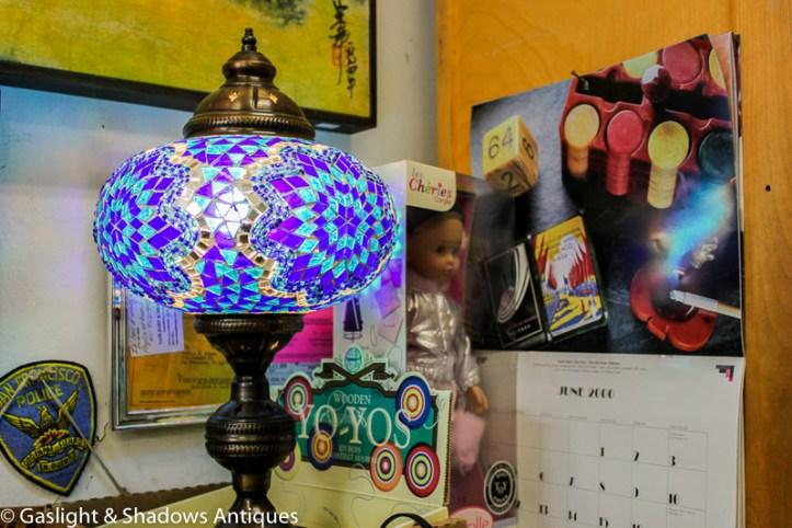 Hand made Turkish lamp