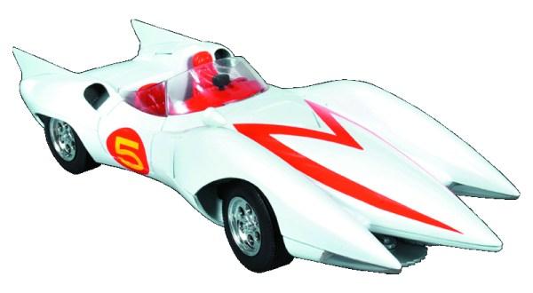 STK473183 - Speed Racer e o Mach 5