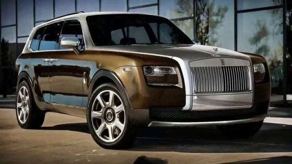 r3 - CULLINAN o SUV da Rolls-Royce