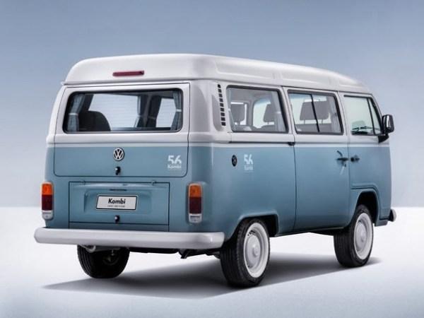 v24 - VW KOMBI, início, meio e fim