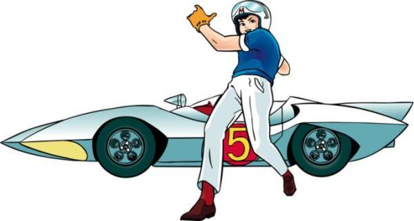 zz11 - Speed Racer e o Mach 5