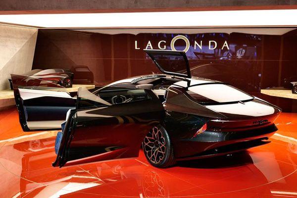 a5 - LAGONDA VISION o Concept da Aston Martin