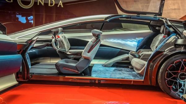 a9 - LAGONDA VISION o Concept da Aston Martin