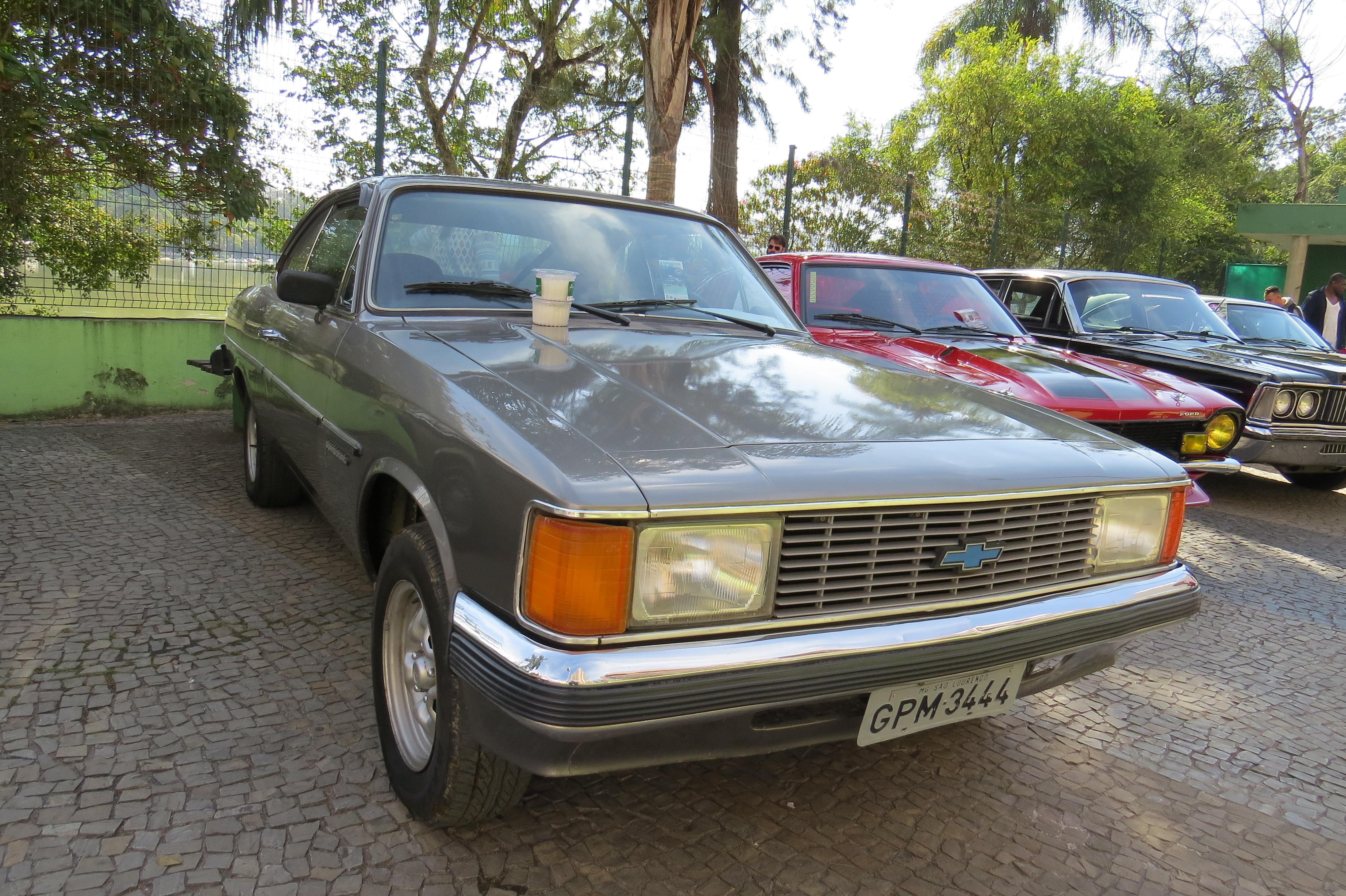IMG 4990 - II VINTAGE CAR SÃO LOURENÇO
