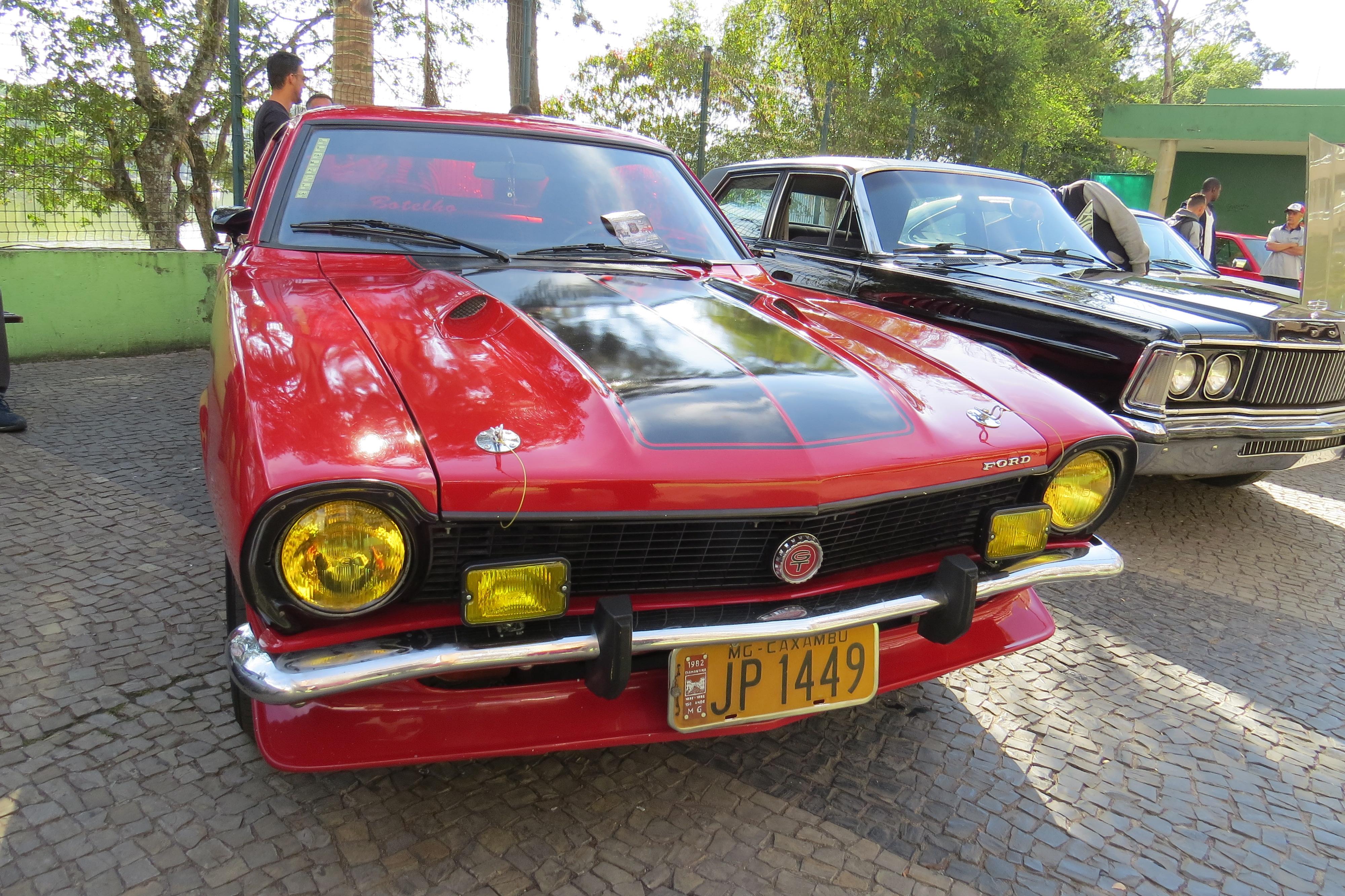 IMG 4991 - II VINTAGE CAR SÃO LOURENÇO