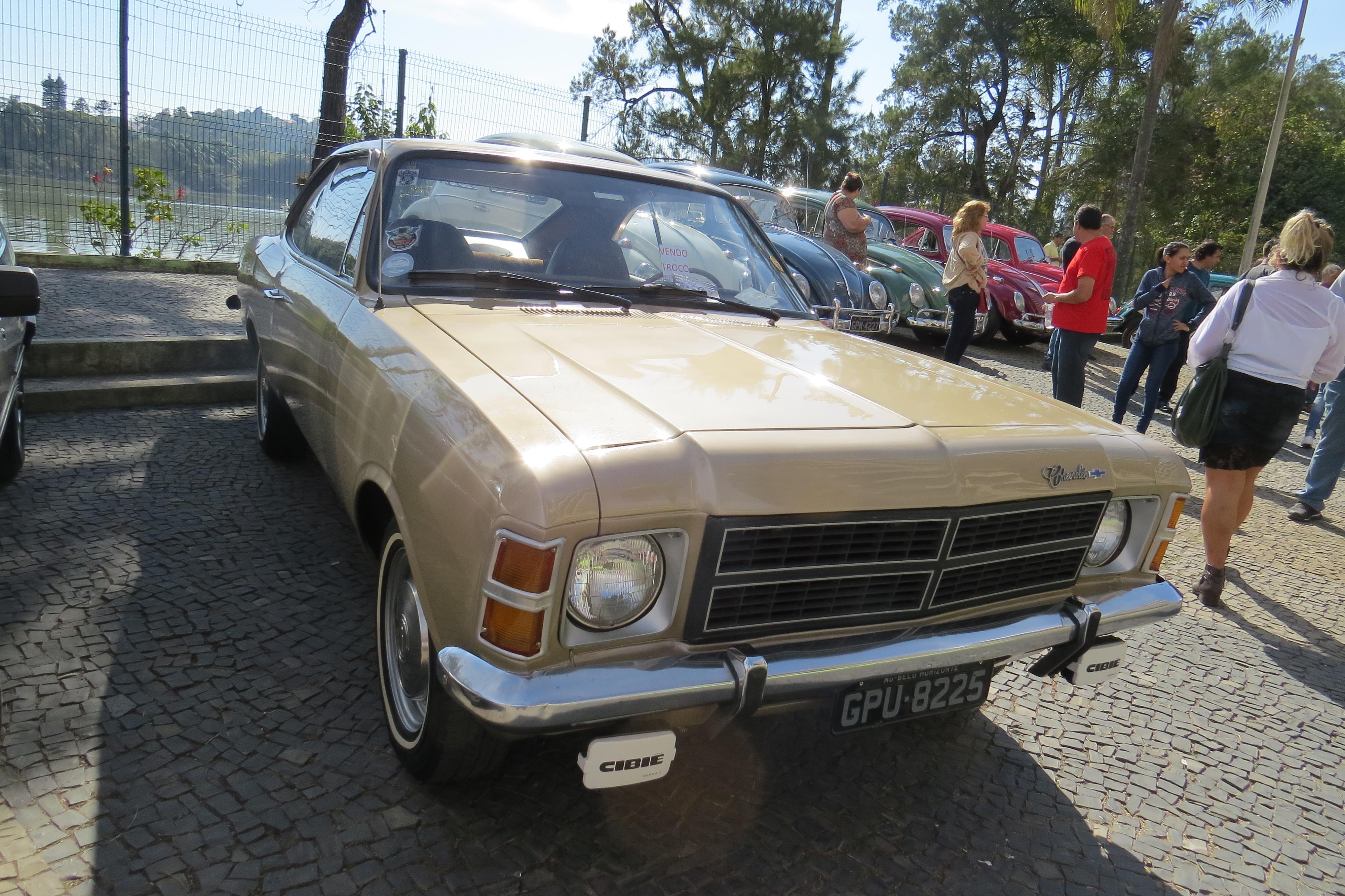 IMG 5010 - II VINTAGE CAR SÃO LOURENÇO