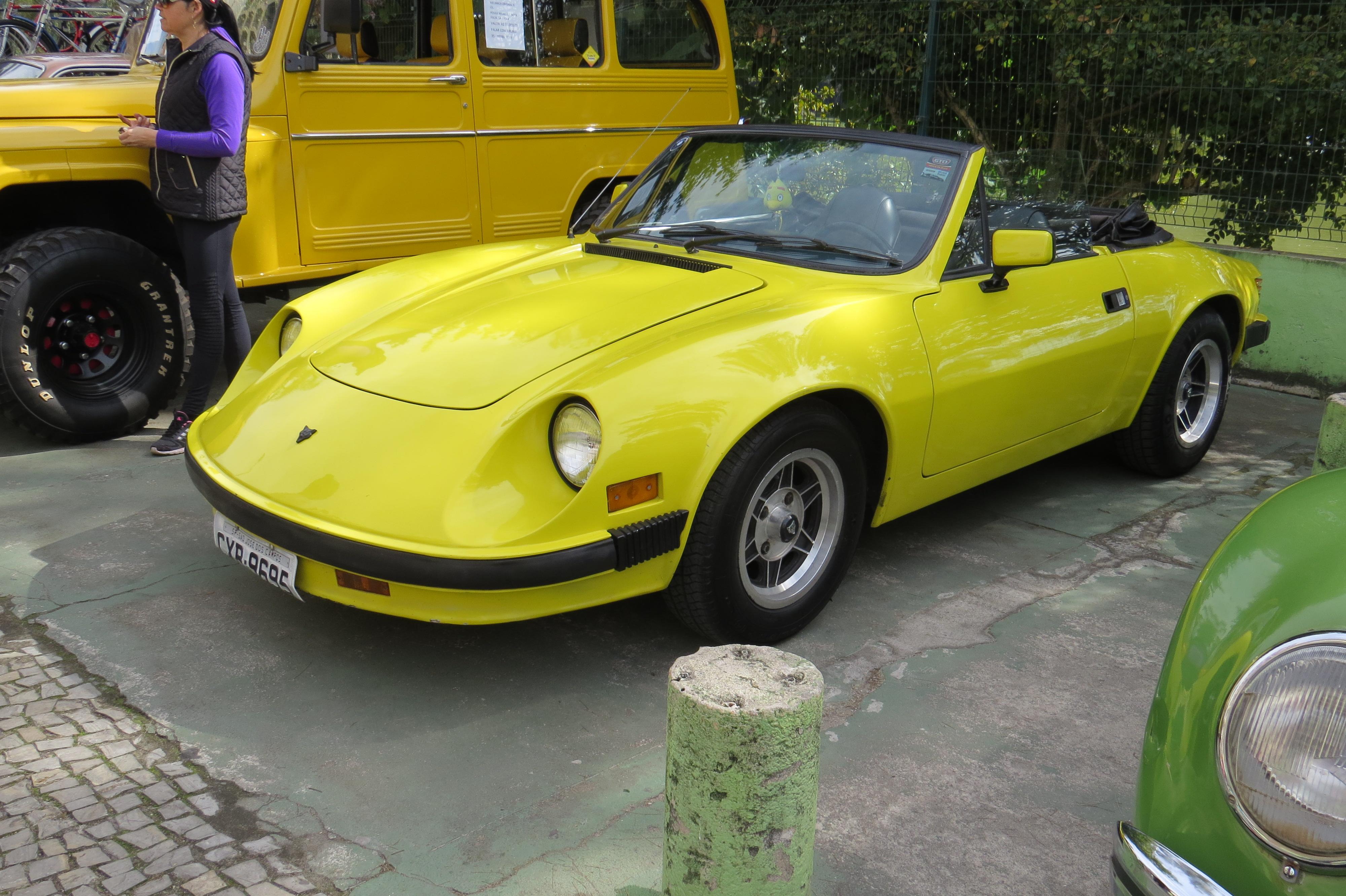 IMG 5101 - II VINTAGE CAR SÃO LOURENÇO