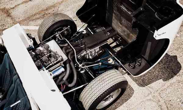"""f2 - """"FORD GT40"""" o matador de Ferraris"""