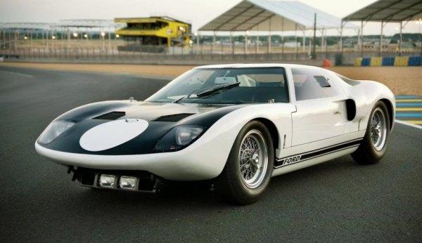 """f3 - """"FORD GT40"""" o matador de Ferraris"""