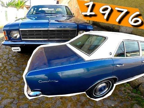 """o4 - Os 50 anos do primeiro """"Chevrolet Opala"""" produzido"""