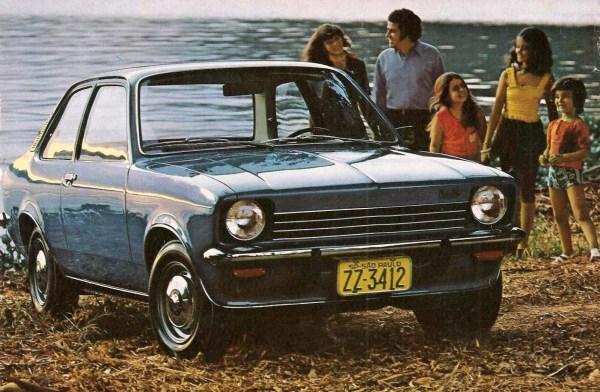 a1 - Chevrolet Chevette - 45 anos
