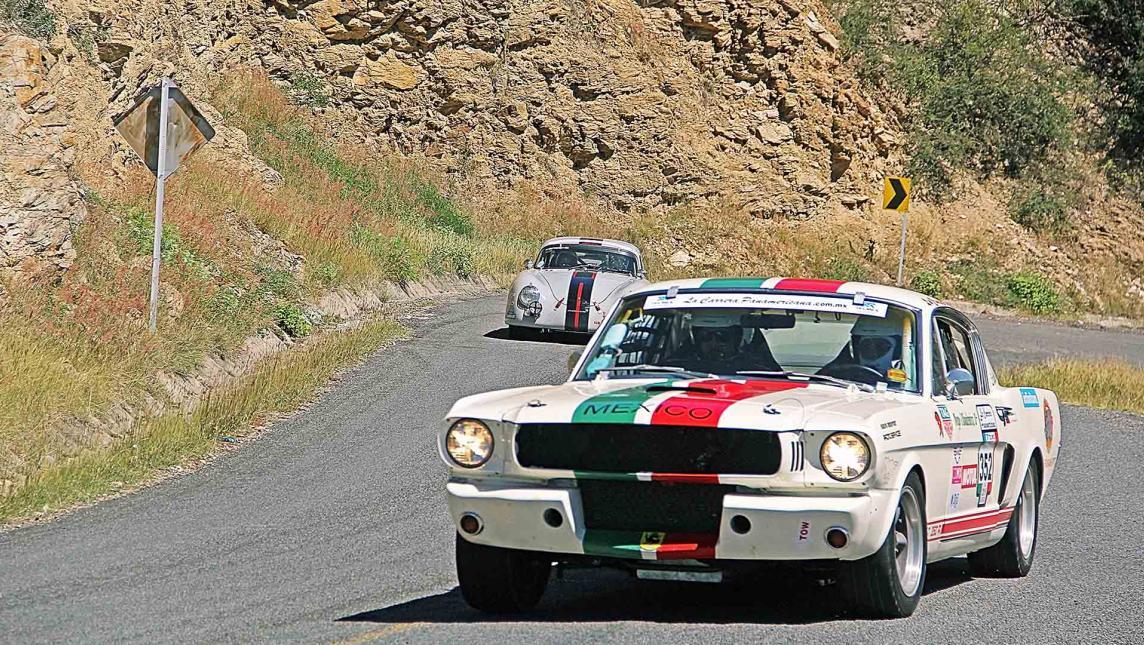 """a10 1 - A história da """"La Carrera Panamericana"""""""