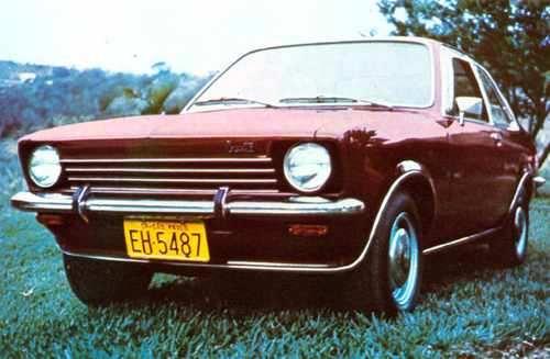 a2 - Chevrolet Chevette - 45 anos