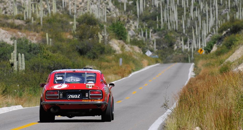 """a20 - A história da """"La Carrera Panamericana"""""""