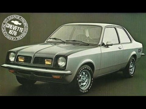 a3 - Chevrolet Chevette - 45 anos