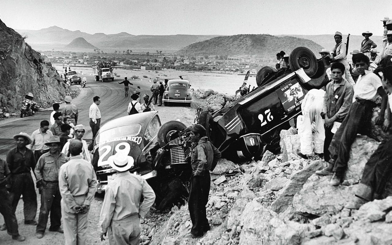 """a4 2 - A história da """"La Carrera Panamericana"""""""