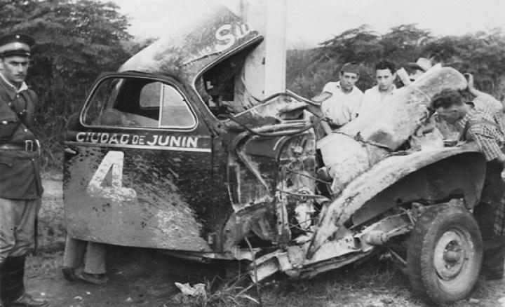 """a5 2 - A história da """"La Carrera Panamericana"""""""